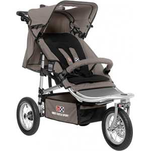 Red Castle Poussette Shop'N Jogg Disc II, Taupe