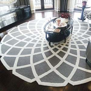 laine fait main ronde tapis tapis de salon table basse moquette de la chambre et de tapis , 2m