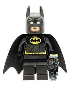 LEGO DC Super Heroes Batman horloge et montre faisceau