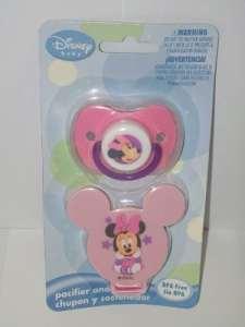Disney Minnie Mouse Sucette & Attache-Sucette en les États-Unis