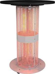 Etherma, gronau–2kW Radiateur Etherma IR, nano-antracita Table thermiques 2X 1000-na