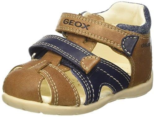Chaussures Marche b/éb/é Fille Geox B Each C