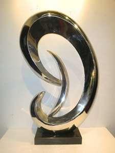 QNQA le salon d'ameublement décoration métalliques en acier inoxydable, décoration, meubles déco paysage intérieur d'ornements de décoration des accessoires