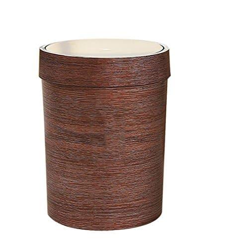 poubelle salle de bain bois. top poubelle tri selectif coulissante