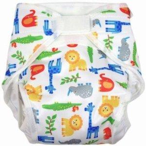 ImseVimse-Culotte de protection Soft Amis de la savane (Taille L)