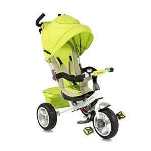 Lorelli 10050271603 B37 Tricycle Evolutif pour Bébé/Enfant 1-4 Ans