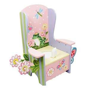 Primary PRODUCTS LTD Chaise Pot Bébé Magic Garden Multicolore