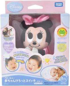 Smart switch Lovely pink Kero~tsuto baby Minnie baby (japan import)