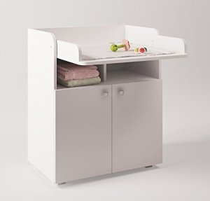 POLINI Kids Baby Commode wicketisch simple 1270, 1316.9