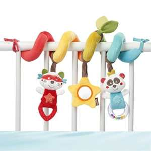 BabySun Spiraloo d'Activités Jouet Multicolore
