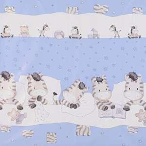 Geuther Parc Pliable Lucilee 80 x 102 Blanc fond de parc coloris Zèbre