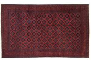 Khan Mohamadi 488x 279cm Orient Tapis main geknüpft Afghanistan Carpet Rug