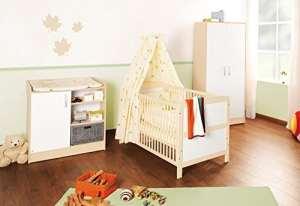 Maisonnerie 1553-630-01 Chambre Bébé Création Olivia Commode Table ...
