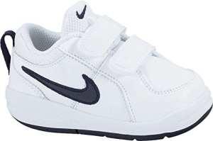 Nike Pico TDV, Chaussures Bébé marche bébé garçon, Blanc (White/Midnight Navy), 22 EU (6-12 months Bébé UK)