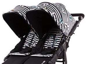 Baby Monsters- Set de 2 capotas pour chaise Gemelar Easy Twin (2.0, 3.0 et 3.s) + 4 cubrearneses Ailes (Wings)