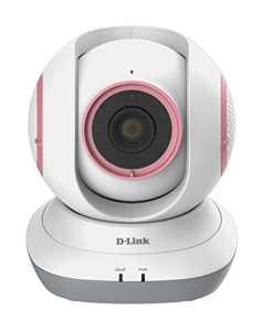 D-Link DCS-855L EyeOn Baby Monitor HD 360 – Coloris aléatoire