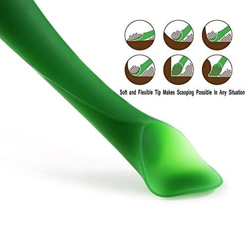 sans BPA et forme parfaite Biberon en silicone Cuill/ères- b/éb/é Cuill/ère de formation formation de dentition 2 Pack sp/écialement con/çu pour les b/éb/és