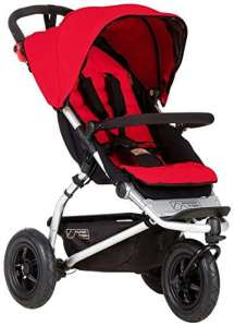 Poussette Mountain Buggy Swift 3.0 Berry rouge