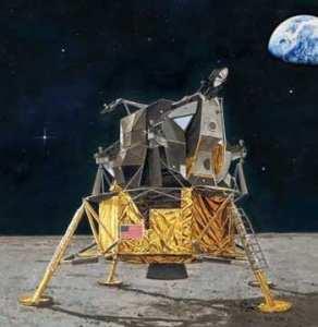 NASA Apollo 11, Lunar Module [Eagle]