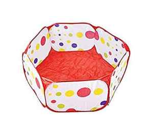 Cdet 1PC Playpen Ball Pit sac à rangement zippé Couleur Océan Balle Jouets en PE pour enfants jouets marins pour enfants piscine couleur balles dans Jeux pour enfants Cadeau Bébé 100x100x37cm