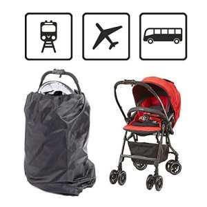 Organiseur pour poussette couverture sac de transport Housse de protection contre la poussière Sac de protection 2modèle