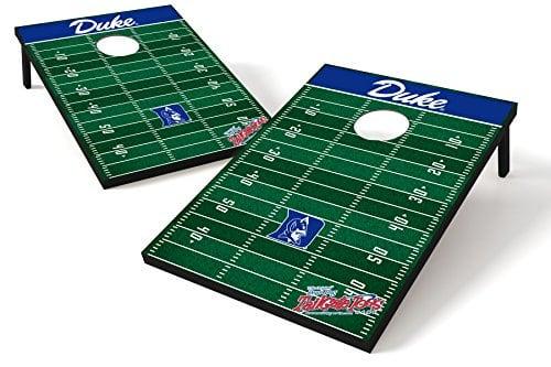 Wild Sports NCAA 2'x 3' Football Field Cornhole Sac Toss Jeu