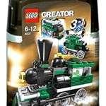 LEGO – 4837 – DUPLO LEGOVille – Jeux de construction – Mini trains