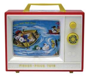 Fisher-Price – 33637 – Télévision Musicale