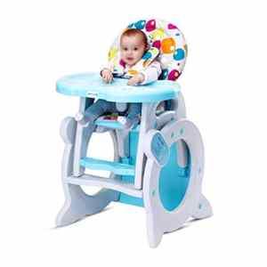 LYXPUZI Siège bébé Chaise de salle à manger pour bébé – Chaise de salle à manger multifonctionnelle pour enfant – Chaise de salle à manger pour bébé Petite chaise pour un petit tabouret