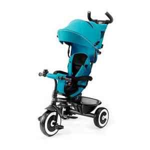 Kinderkraft Aston Vélo avec Accessoires Tricycle Bleu