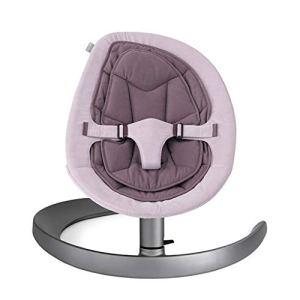 Qi Tai Chaise berçante bébé Chaise de bébé à Bascule Nouveau-né Chaise de bébé à Bascule Berceau Chaise Confortable sans rayonnement de Sommeil Artefact (Couleur : B)