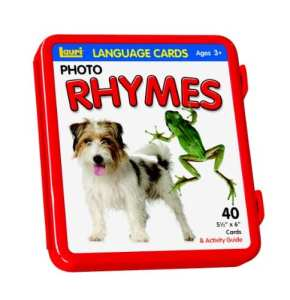 Smethport 977 Langue Cartes-Rhymes-Pack de 2