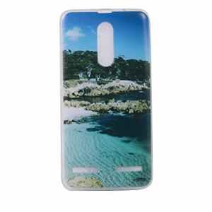 Coque Lenovo K6 (5 Zoll), Coque de protection pour Lenovo K6 (5 Zoll), Anlike Téléphone Coque Étui Housse Etui Case pour Lenovo K6 (5 Zoll) – Lakeside