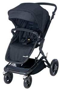 Safety 1st 12697640–KOKOON, chaise longue Buggy Sportif avec arceau de jeu, Full Black