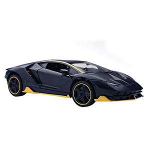 Viewk Cadeau de fête des enfants Modèle de voiture en alliage 1:32, modèle de voiture de jouet pour enfants