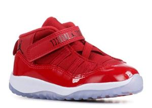 AIR Jordan 11 Retro BP 'Win Like 96' – 378040-623 – Size 23.5-EU