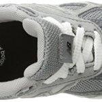 New Balance KV990 Infant Running Shoe (Infant/Toddler), Grey/Grey, 26.5 W EU