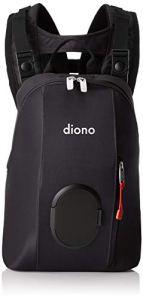 diono 27270-GL-01 Carus Complete 4 en 1 avec emballage de protection Noir