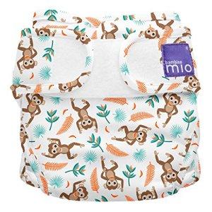 Bambino Mio, miosoft culotte de protection, singe-araignée, taille 2 (9kg+)