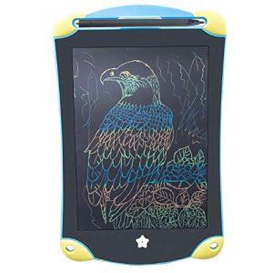 BTTNW CO LCD Tablette D'écriture Conseil d'écriture LCD 8,5 Pouces coloré écran LCD Doodle Board écriture Planche à Dessin magnétique Tablette LCD écriture Enfants Tablet