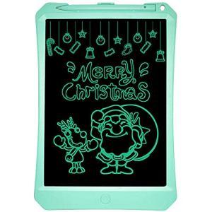 LCD Tablette D'écriture 11 pouces couleur Macaron tablette écritoire Teach planche à dessin for enfants LCD écran de l'écriture LCD écriture enfants Tablet ( Couleur : White , Size : 11 inches )