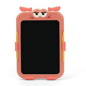 LCD Tablette D'écriture Conseil Couleur ecriture Board Board LCD Dessin Enfants Portable Conseil Graffiti Conseil du Projet de Dessin LCD écriture Enfants Tablet (Couleur : Pink, Size : 6.2 inches)