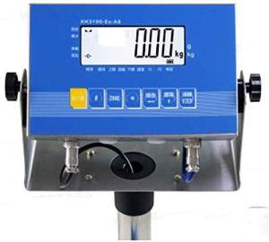 Taoke Mesure de précision L'Ex – A8 Dit Que ce Type 304 Ann électronique en Acier Inoxydable Échelle, Portable et Facile à Utiliser (Couleur: 40 x50 60 kg) (Color : 60×80 500 Kg)