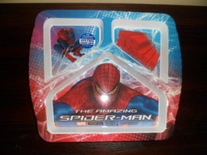 The Amazing Spider-Man Compartiment Assiette
