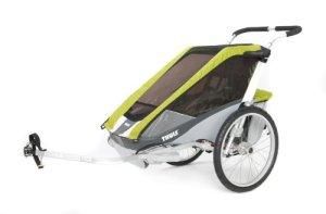 Thule Cougar1 Remorque de vélo Avocat