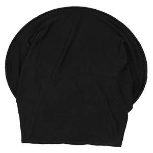 Huante – Pare-soleil pour poussette – Pour poussette – Accessoires de siège de voiture – Noir
