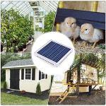 Ventilateur Solaire à Effet De Serre Ventilateur à Grenier Alimenté à L'énergie Solaire Ventilation à Effet De Serre Ventilateur à Grenier Solaire