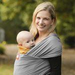 Hana Wrap–Sale Bambou Tissu élastique Porte-bébé Baby Wrap Sling (différents coloris)