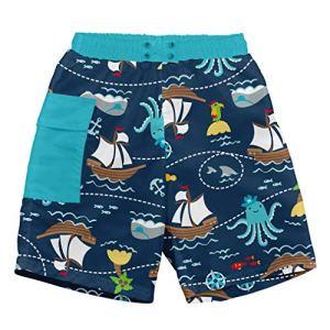 i play. Short Couche de Bain Pirate 3-4 Ans