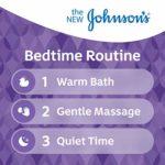 Johnson's Baby Bedtime Lot de 3 bains pour bébé 500 ml